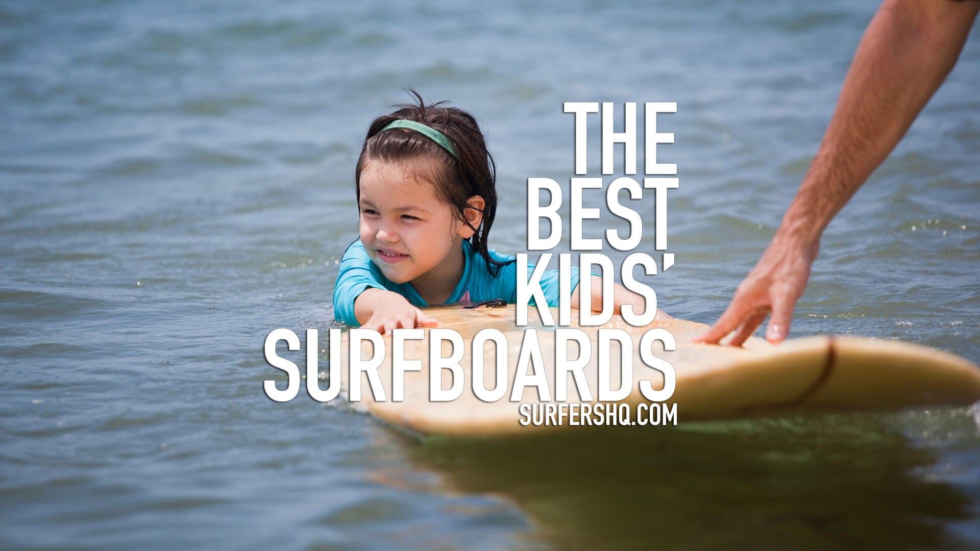 The Best Kids Surfboards Available Today Surfers Hq